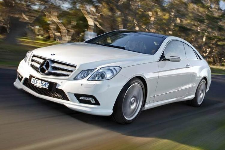 Mercedes Benz E500 Coupe Motoring Com Au