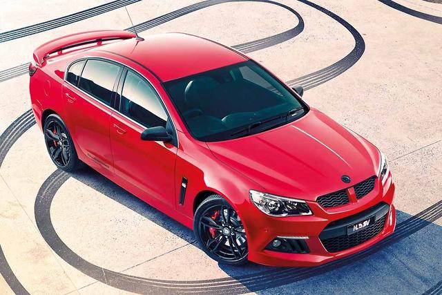 Hsv Announces Limited Edition Clubsport R8 Motoring