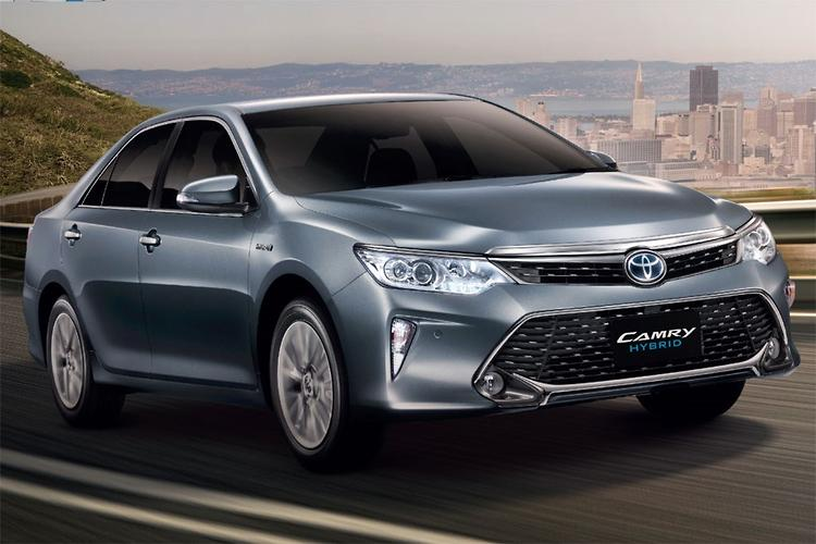 Toyota aurion transmission problems
