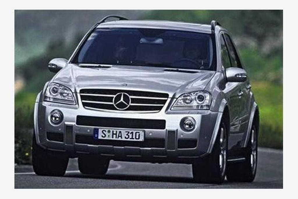 Mercedes-Benz ML 350 video review - motoring com au
