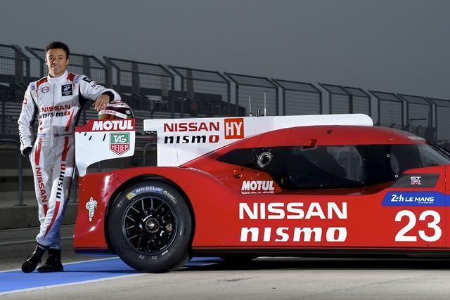 motorsport nissan picks 39 gamers 39 for le mans. Black Bedroom Furniture Sets. Home Design Ideas