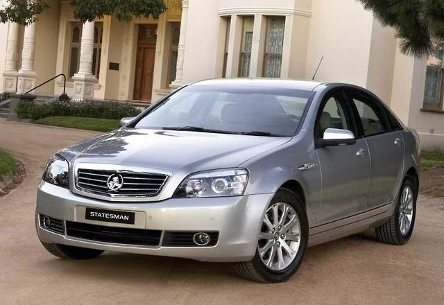 Holden Ve Commodore Omega Sidi
