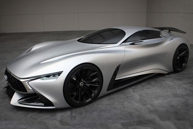 Infiniti Supercar Concept To Reality Motoring Com Au