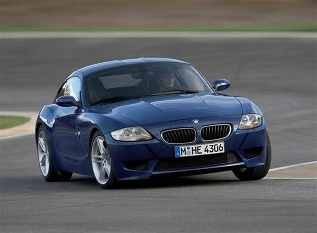 BMW Z4 M Coupé - motoring.com.au