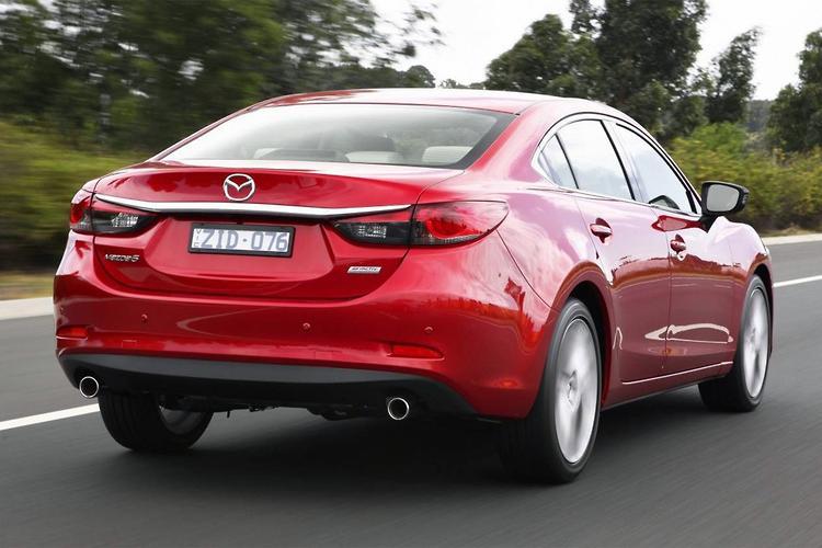 Mazda capped price servicing