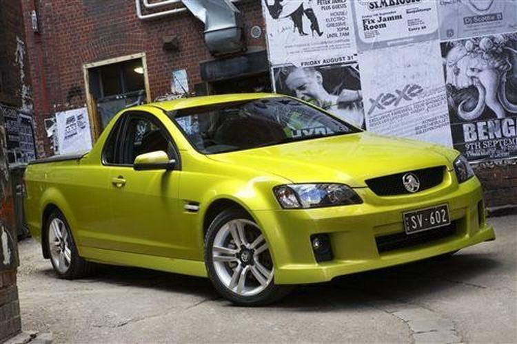Holden Ve Sv6 Ute Motoring