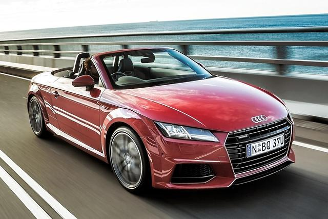 Audi TT Roadster Review Motoringcomau - Audi tt convertible