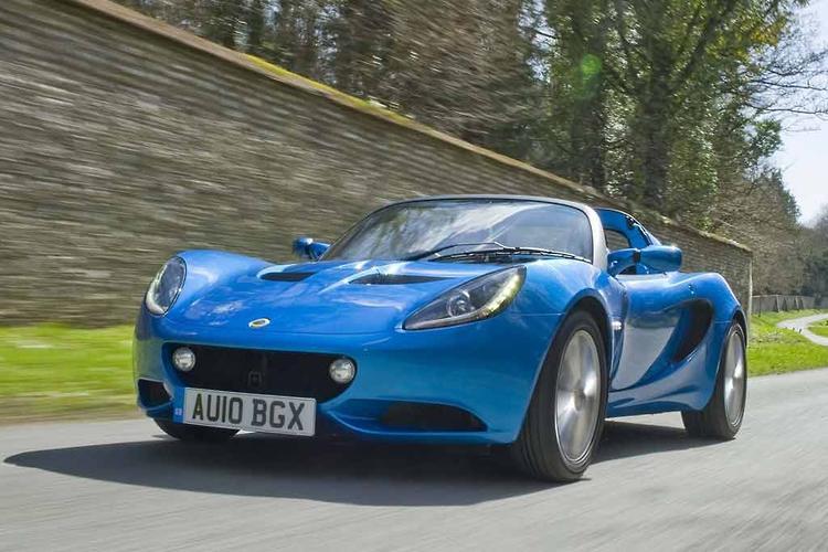 Lotus Elise Prices Cut, Kit Added