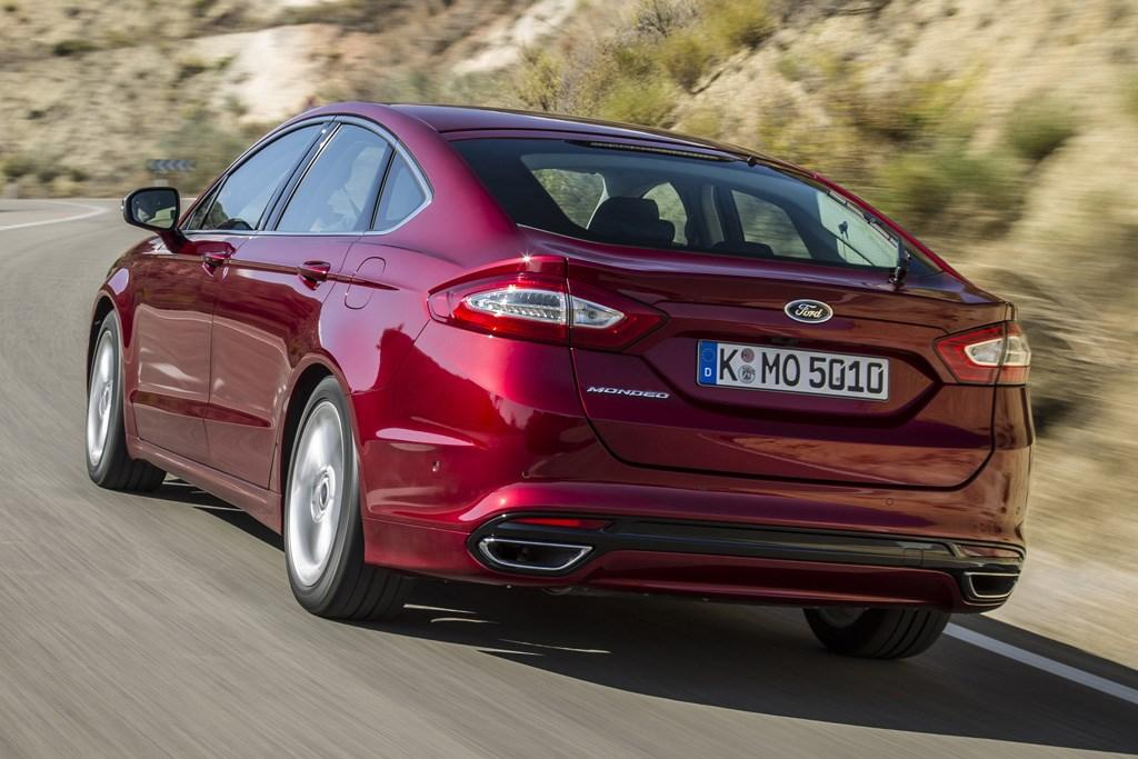 Ford S New Flagship Two Months Away Will Be Joined By Camry Hybrid Fleet Rival
