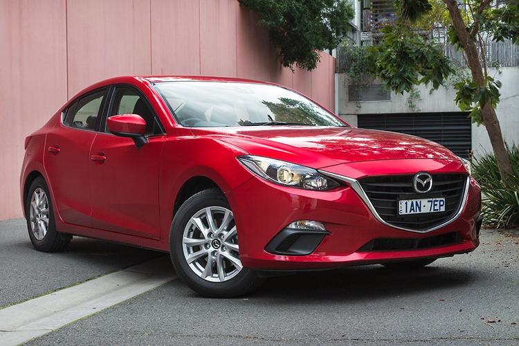 Mazda Mazda3 2014 Review
