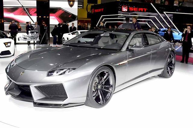 Lamborghini Estoque Four Door To Return Motoring Com Au