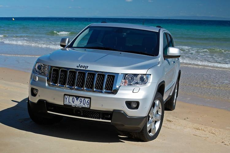 Jeep Grand Cherokee WK Diesel: Launch Review