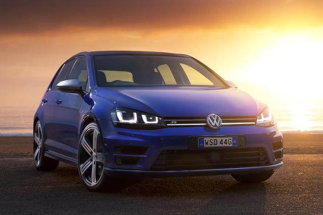 New VW Golf R from $51,990 - motoring com au