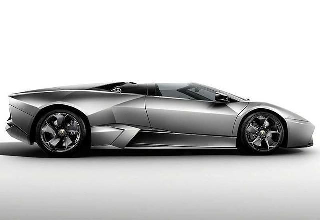 Lamborghini Reventon Roadster Motoring Com Au
