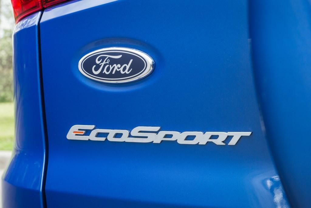 2014 Light SUV Comparison: Ford EcoSport v Holden Trax v ...