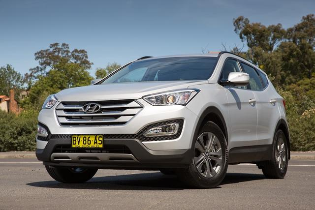 Hyundai Santa Fe 2017 Seven Seat Suv Comparison