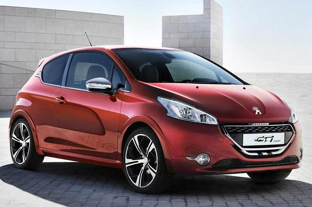 Geneva Motor Show Peugeot 208 Gti Global Debut Motoring