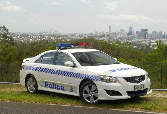 Toyota Takes Aim At Cop Car Business Motoring Com Au
