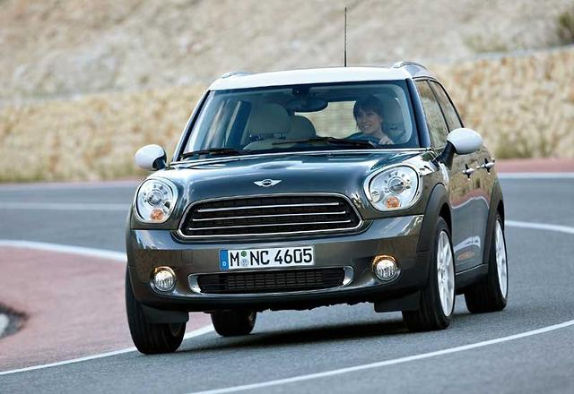 Mini Names New Crossover Motoringcomau
