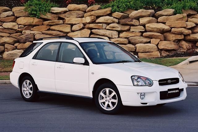 Buying Used Subaru Impreza 2000 2007 Motoring Com Au