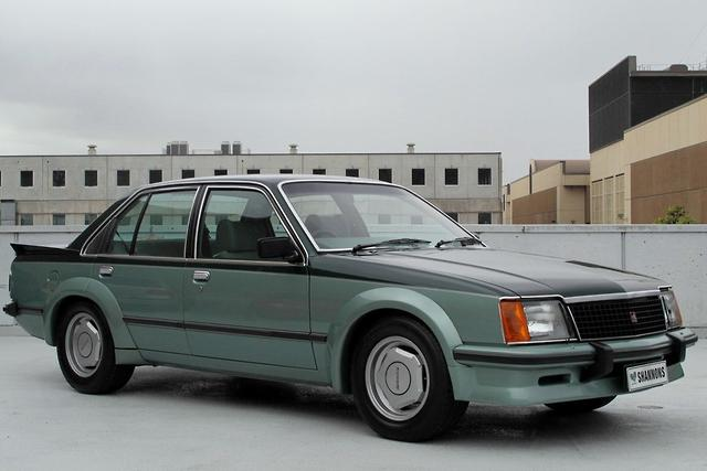 HDT's prototype Commodore V8 for sale - motoring com au