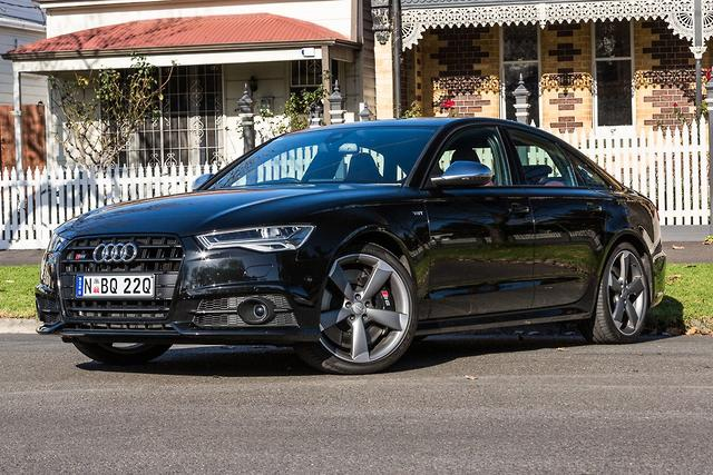 Audi A And S Review Motoringcomau - Audi a7 review