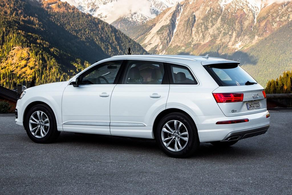 Audi Q7 2015 Review Motoring Com Au