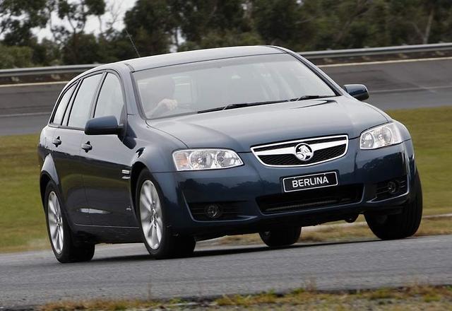 Holden Commodore Ve Series Ii