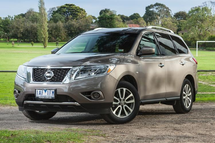 Nice Nissan Pathfinder 2014 Review