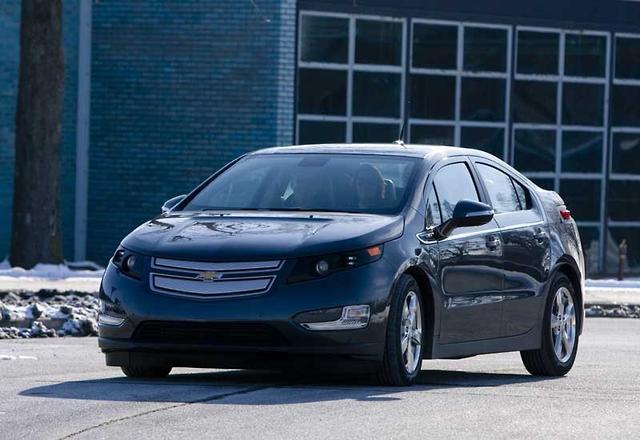 Chevrolet Volt: Quick Spin - motoring.com.au