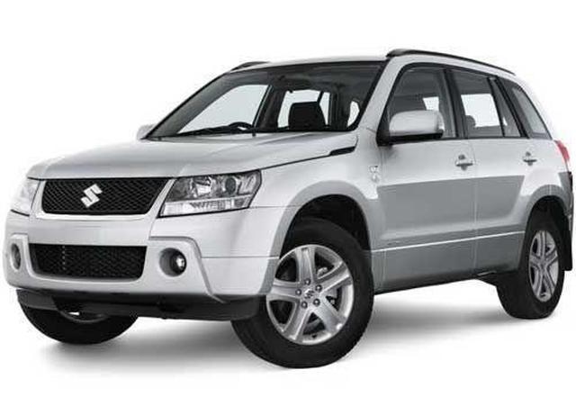 Top Grand Vitara gains ESP - motoring com au