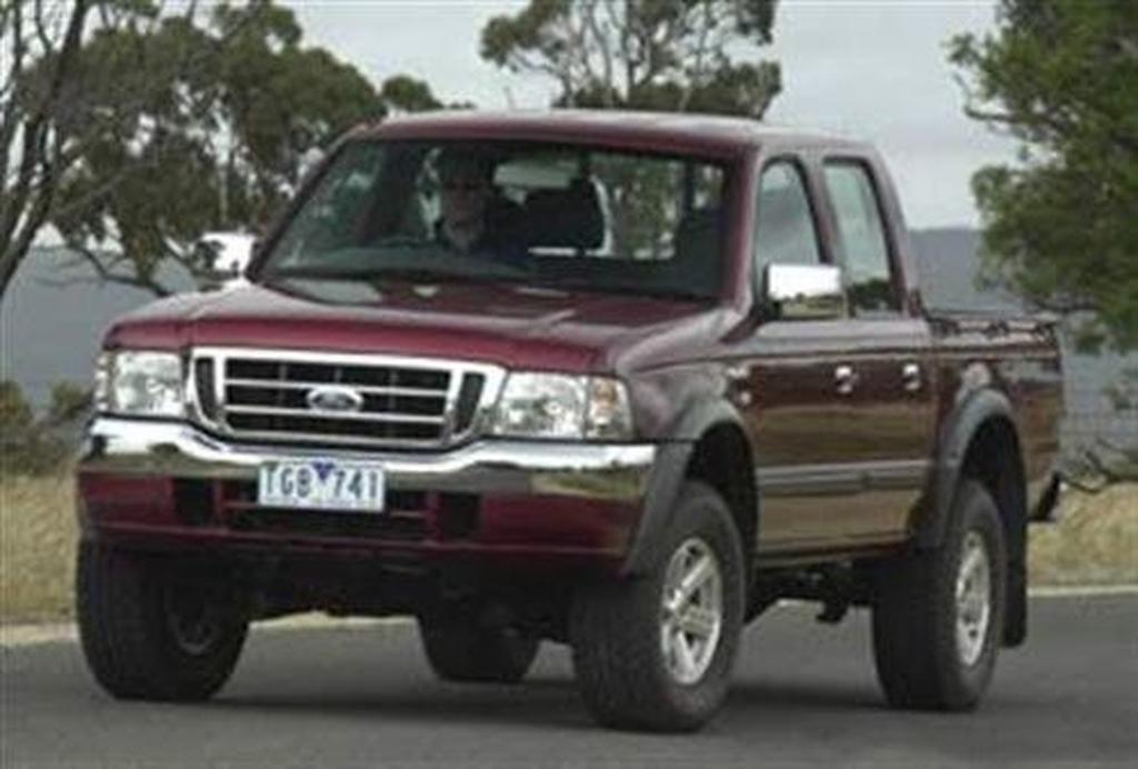 Ford Courier - motoring.com.au