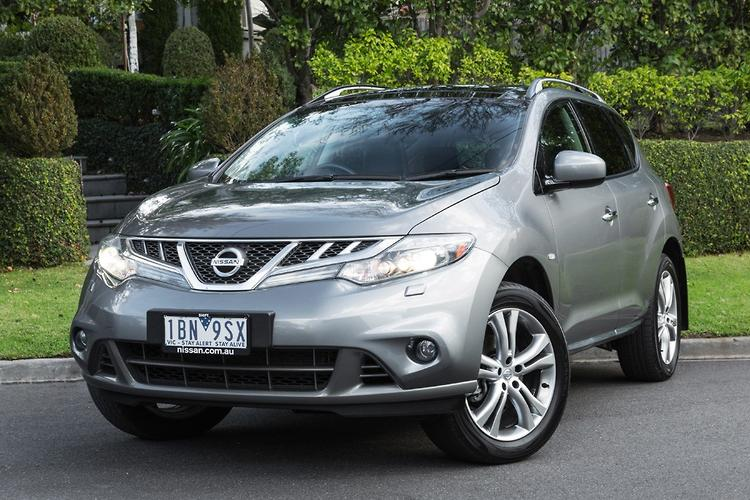 Nissan Murano 2014 Review