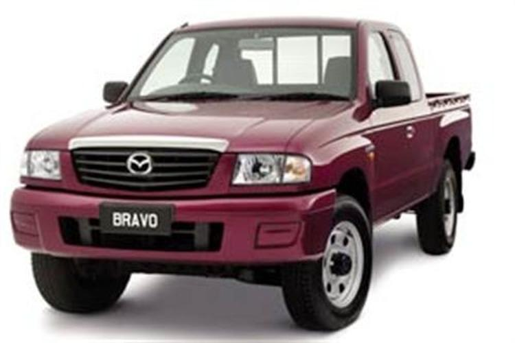 Mazda Bravo Motoring
