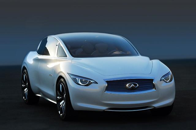 Infiniti Plans Small Car Family