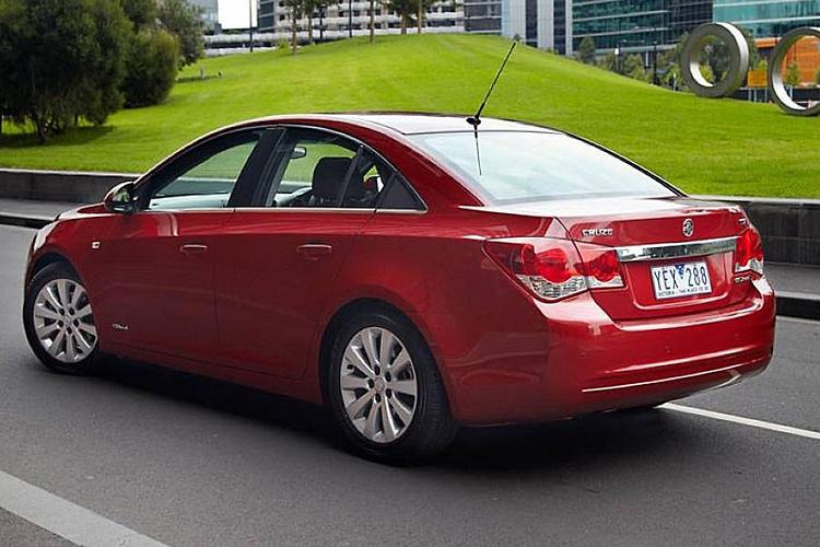 Holden Cruze Cd Series Ii 1 4 Iti Motoring Com Au