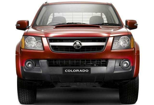 Colorado goes dual-fuel - motoring com au