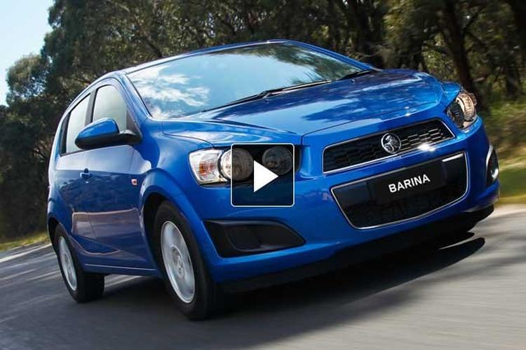 2011 Holden Barina Hatch Motoring Com Au