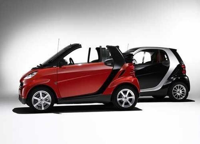Daimlerchrysler Recalls 1650 Smart Cars