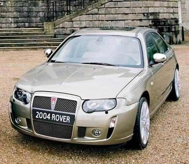 MG, Rover And Austin Back On The Menu
