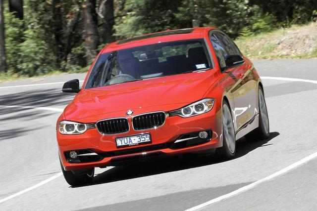 BMW I M Sport Road Test Motoringcomau - 2013 bmw 335i m sport