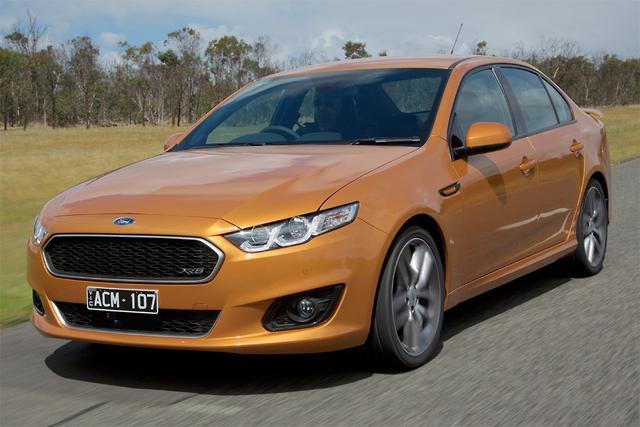 Ford locks in final fast Falcon - motoring com au