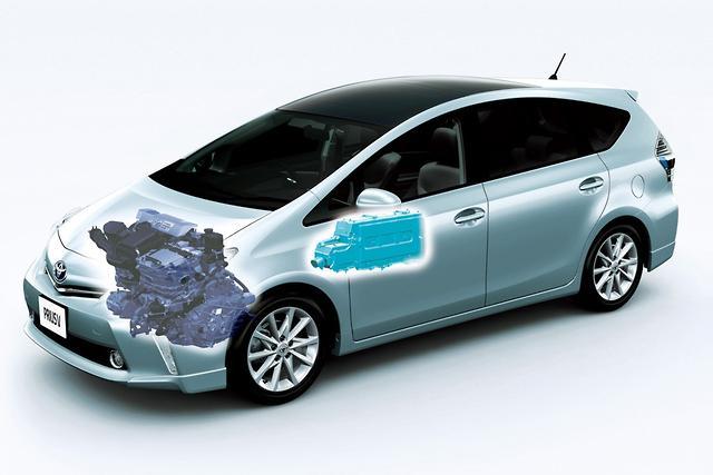 Prius On Steroids >> Hybrid Vigour Motoring Com Au