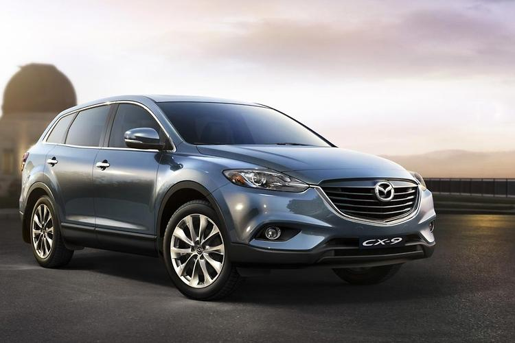 2014 Upgrade For Mazda CX 9