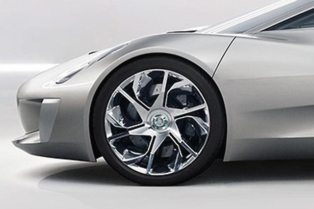 Jaguar Sports Car Concept For Frankfurt Motoring Com Au