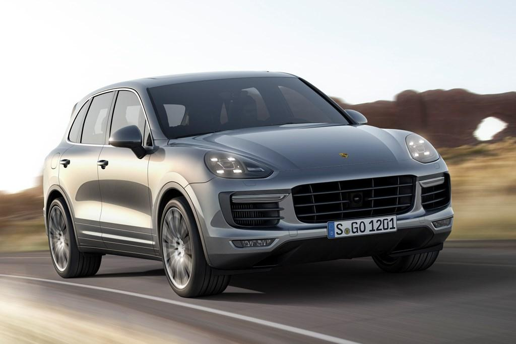 Porsche cayenne 2014 review motoring sciox Image collections