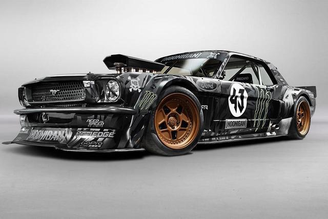 Sema Ken Block Ford Mustang Hoonicorn Rtr Motoring Com Au
