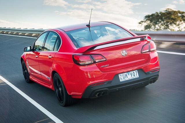 Holden VF Commodore SS V Redline 2013: Track Review - motoring com au