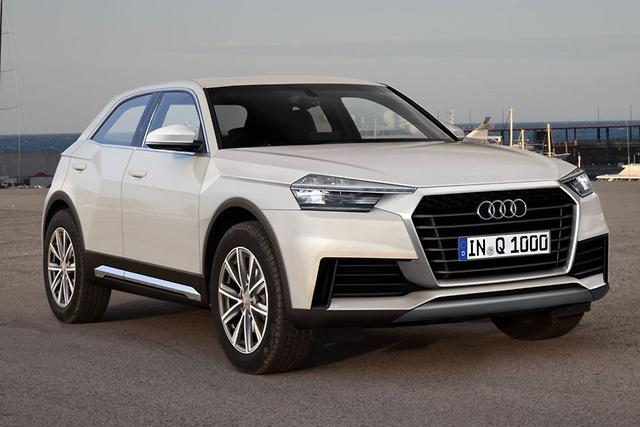 Audi Q To Boost Sales In Oz Motoringcomau - Audi q1