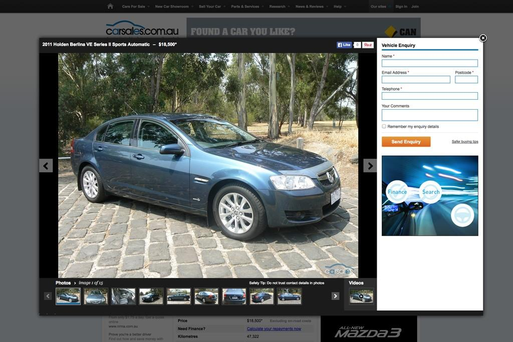 How to optimise your Carsales ad - motoring.com.au